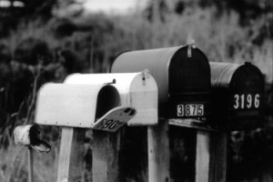 roadside mailboxes