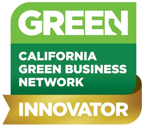 Green Innovator California Green Business